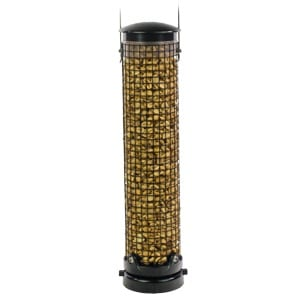 EcoClean Mesh Peanut Bird Feeder with Quick-Clean Bottom, Wild Birds Unlimited, WBU