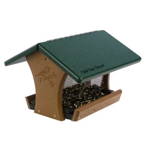 EcoTough Classic Hopper, Bird Feeder, Wild Birds Unlimited, WBU