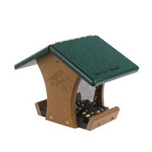 EcoTough Classic Too Hopper, Bird Feeder, Wild Birds Unlimited, WBU