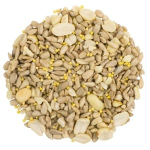 No-Mess Seed Blend, Bird Food, Wild Birds Unlimited, WBU