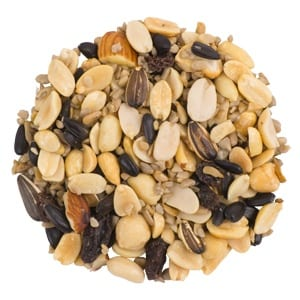 TreeNutty Plus Seed Blend, Bird Food, Wild Birds Unlimited, WBU