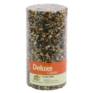Deluxe Seed Cylinder, Bird Food, Wild Birds Unlimited, WBU