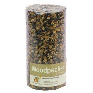 Woodpecker Seed Cylinder, Bird Food, Wild Birds Unlimited, WBU