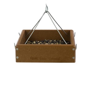 EcoTough 9x9 Tray, Bird Feeder, Wild Birds Unlimited, WBU