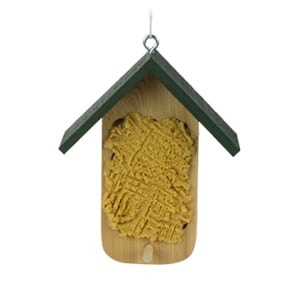 JIm's Birdacious Bark Butter Feeder, Bird Feeder, Wild Birds Unlimited, WBU