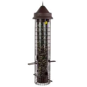 Fundamentals Squirrel Proof Bird Feeder, Wild Birds Unlimited, WBU