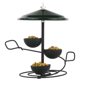 Spiral Treat Tray, Bird Feeder, Wild Birds Unlimited, WBU