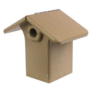 EcoTough Bluebird Nesting Box, Nesting, Wild Birds Unlimited, WBU