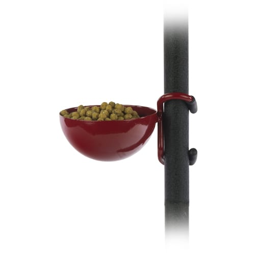 EZ-Attach Feeder Cup Red, Bird Feeder, Wild Birds Unlimited, WBU
