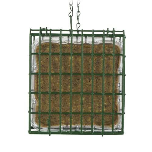 EZ Fill Suet Cage, Bird Feeder, Wild Birds Unlimited, WBU