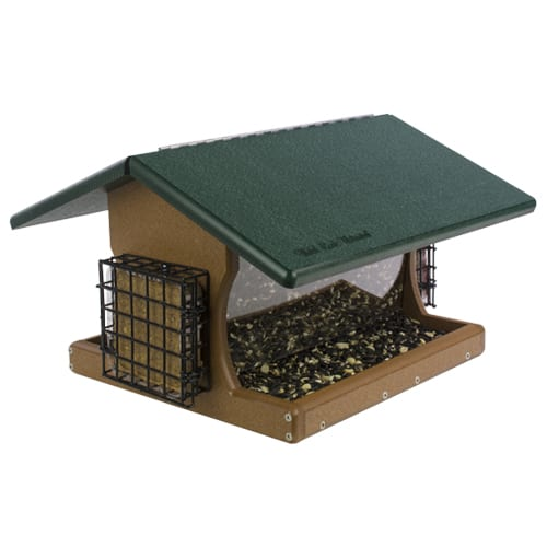 EcoTough Ranchette Retreat, Bird Feeder, Wild Birds Unlimited, WBU