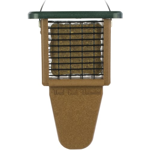 EcoTough Tail Prop, bird feeder, Wild Birds Unlimited, WBU