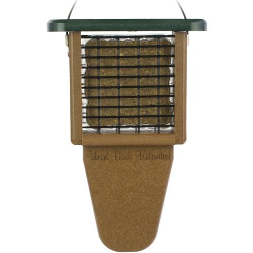 EcoTough Tail Prop, bird feeder, Wild Birds Unlimited, WBU