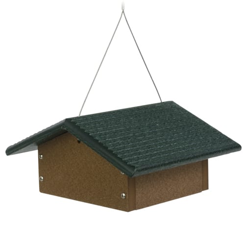 EcoTough Upside Down Suet Feeder, Bird Feeder, Wild Birds Unlimited, WBU