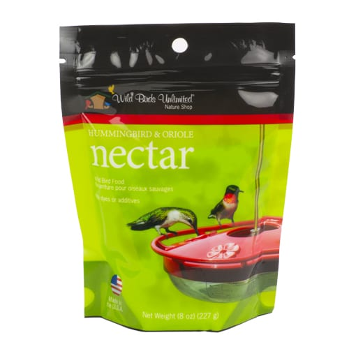 Nectar, Bird Food, Wild Birds Unlimited, WBU