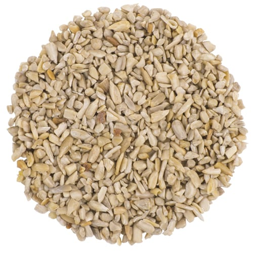 Sunflower Chips, Straight Seed, Bird Food, Wild Birds Unlimited, WBU