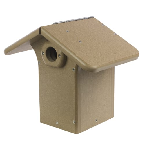 EcoTough Bluebird NestBox, bird nest box, Wild Birds Unlimited, WBU
